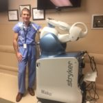 Dr. Savage and Robot-Assisted Knee Surgery